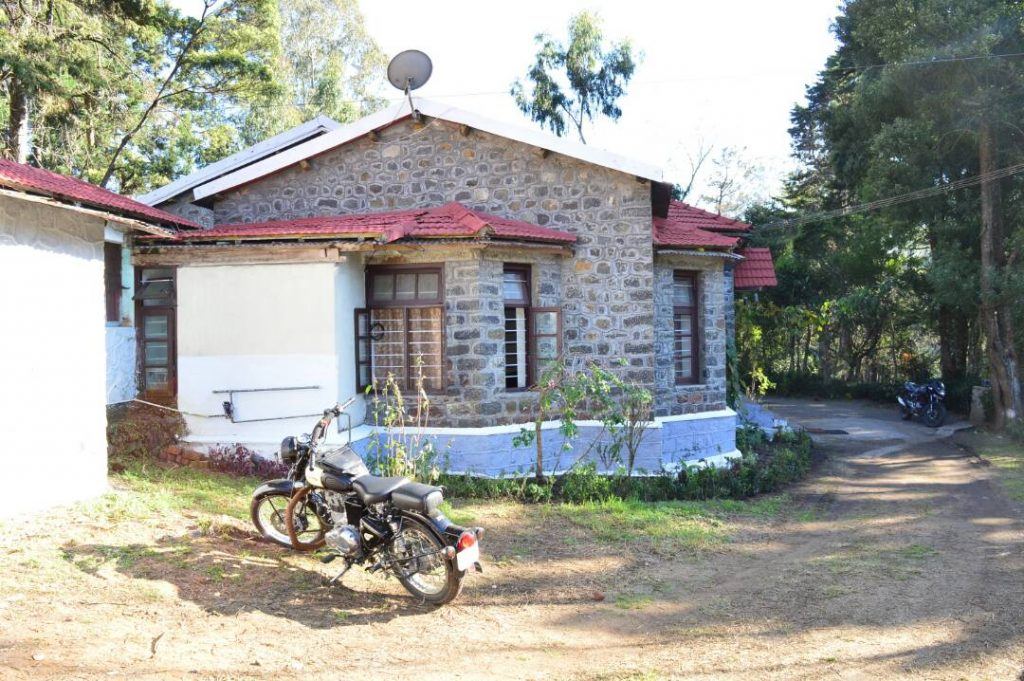 GreenField Villa for rent in Kodaikanal