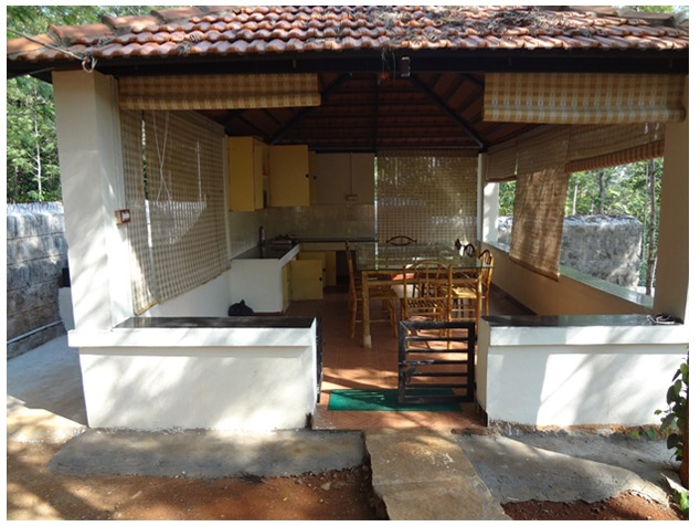 Willow Wood Villa for rent in Yercaud