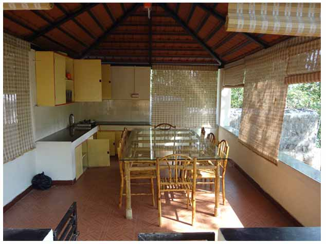 Willow Wood Villa in Yercaud