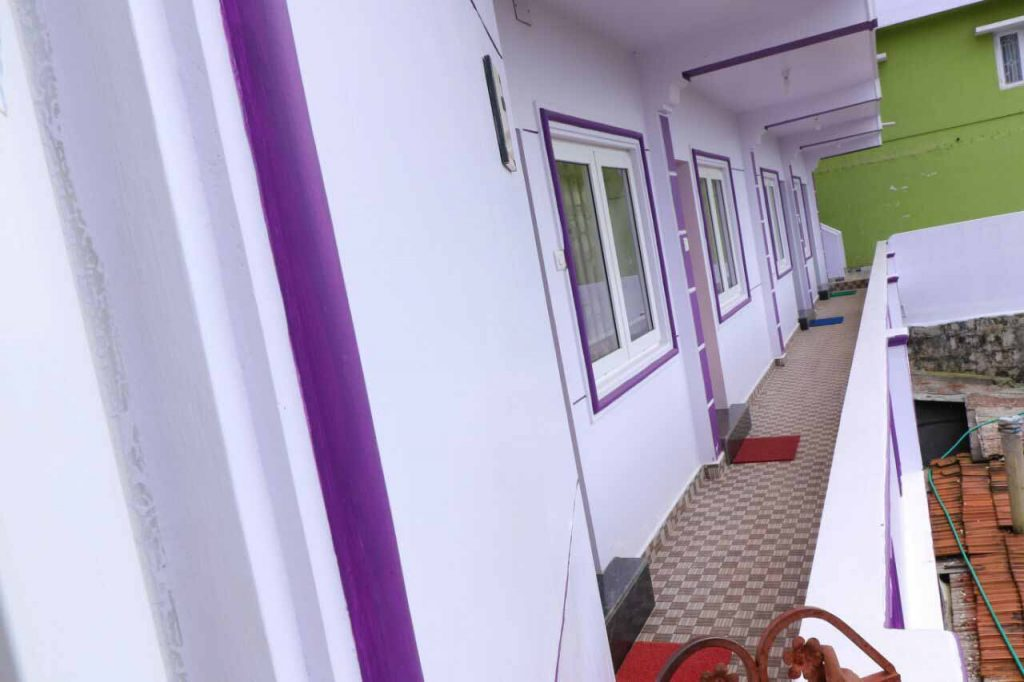 guest house in ooty