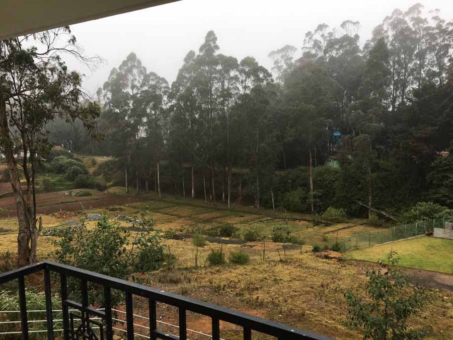 cottages in yercaud Springfield Villa