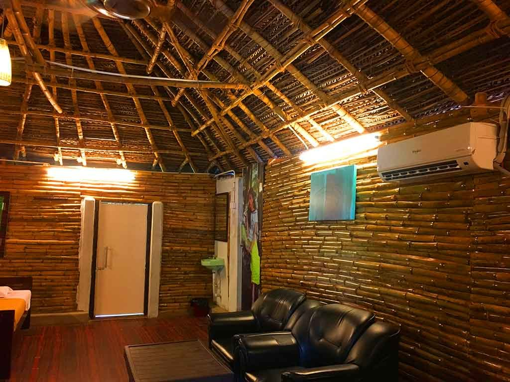 Bamboo Cottage ECR for Corporate Team Outings