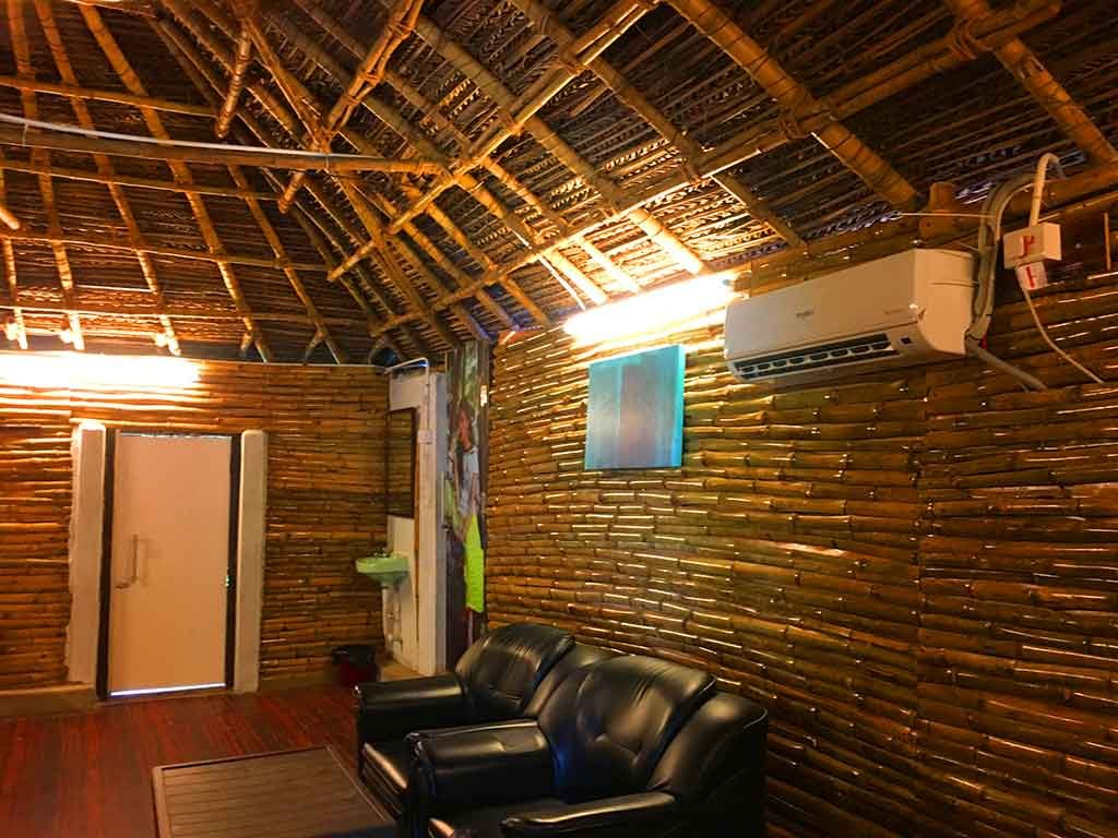 Bamboo Cottage ECR for Family Stays