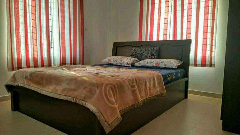 family stays villa in ooty