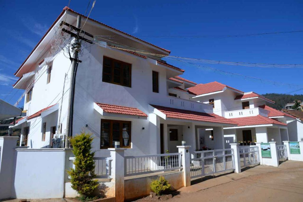 Serviced Apartment in ooty for daily rentals