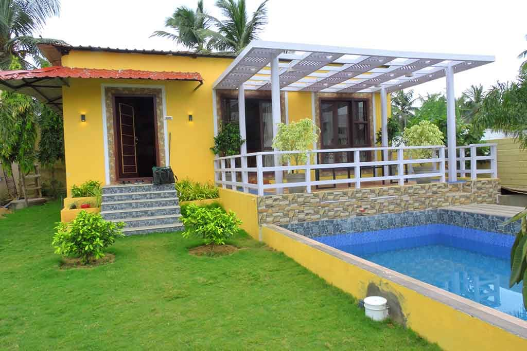 Luxury Beach House for Daily Rent in ECR