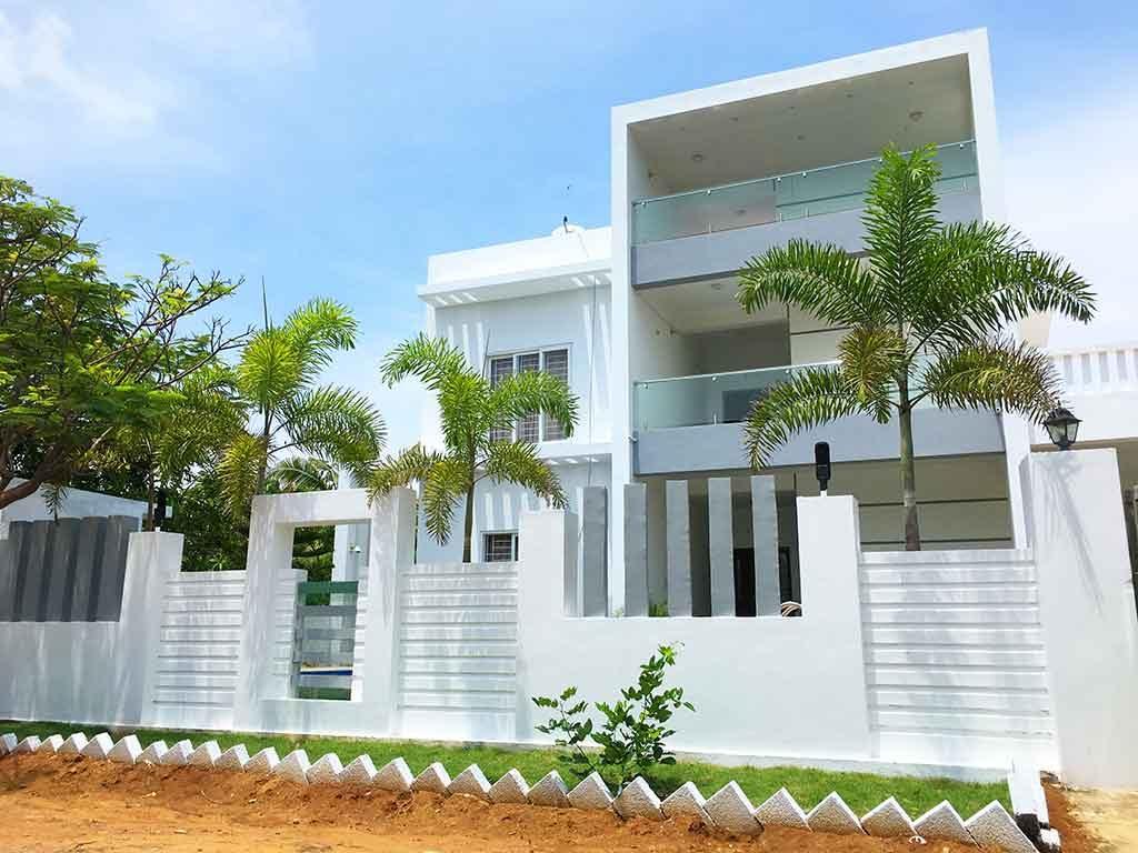 Beach Bungalows For Daily Rent in ECR Prestige Villa