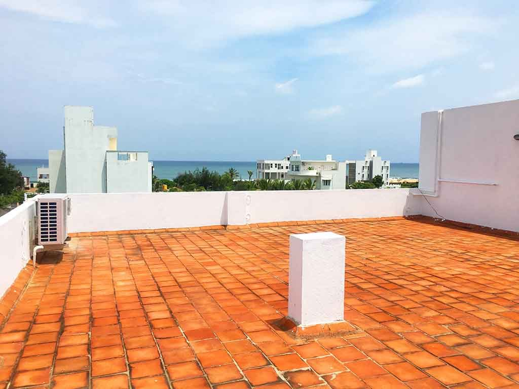 Independent Beach House for Daily Rent in ECR Prestige Villa