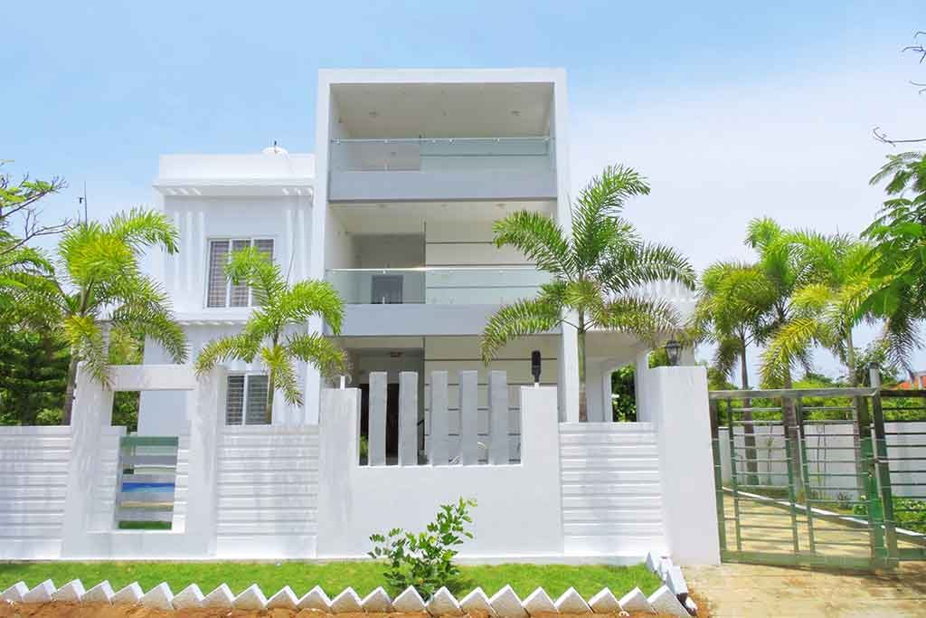 Private Beach House in ECR for Daily Rent