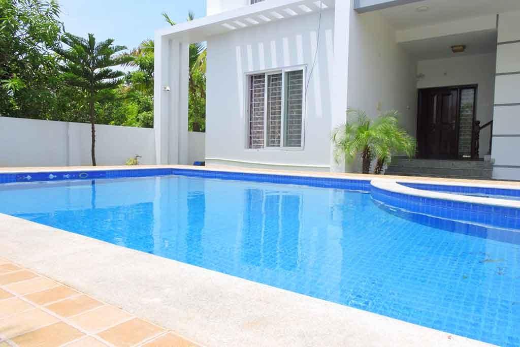 Private Beach Villas ECR