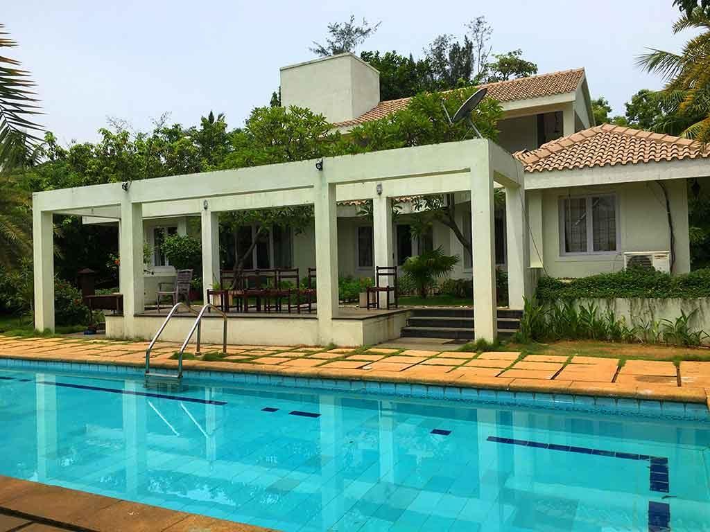 Seaside Villa in ECR