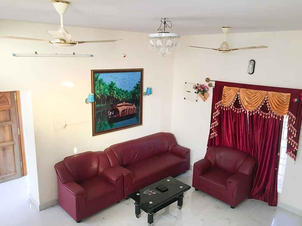 yelagiri villa for daily rent