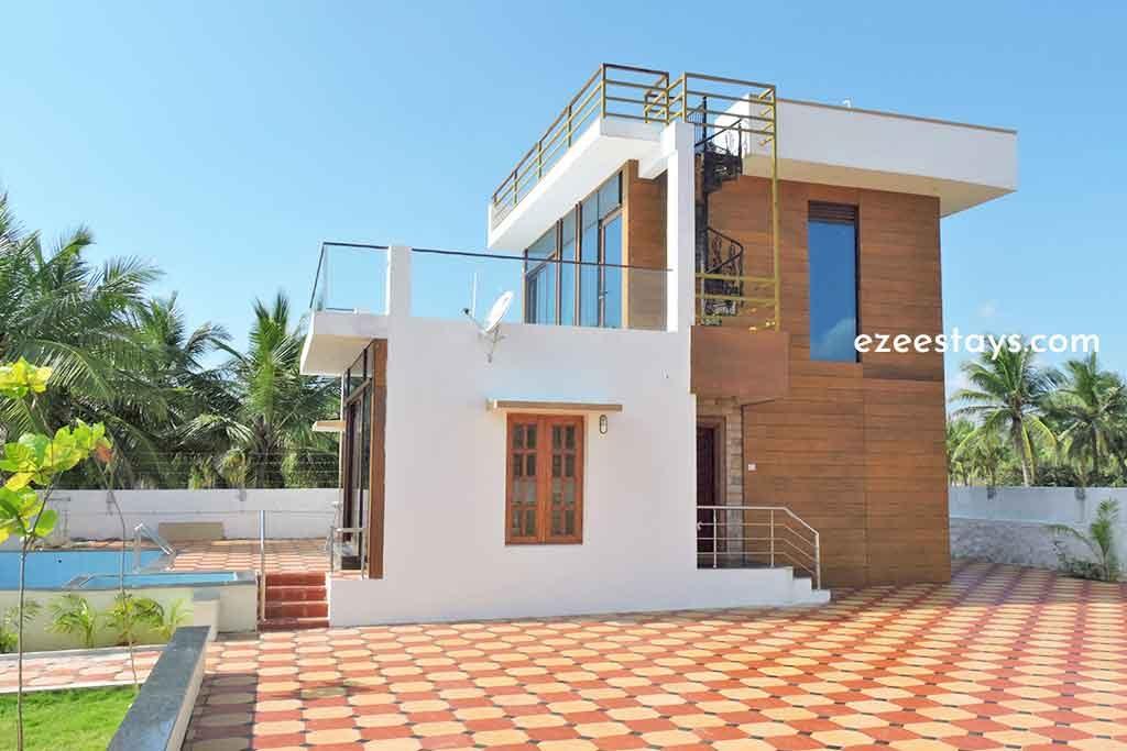 beach house for rent in koovathur