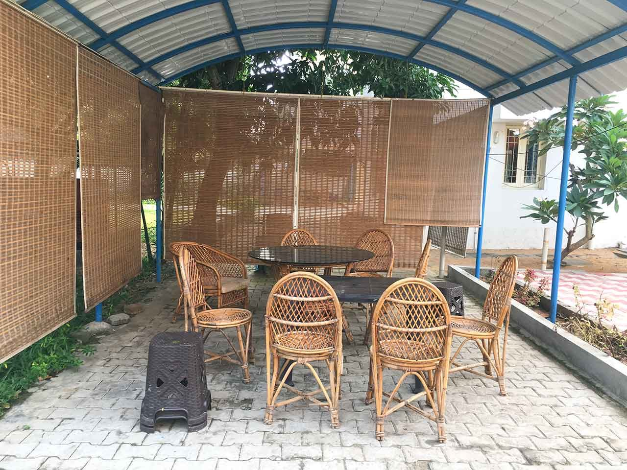sri garden ecr beach house